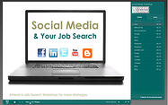 social media job search